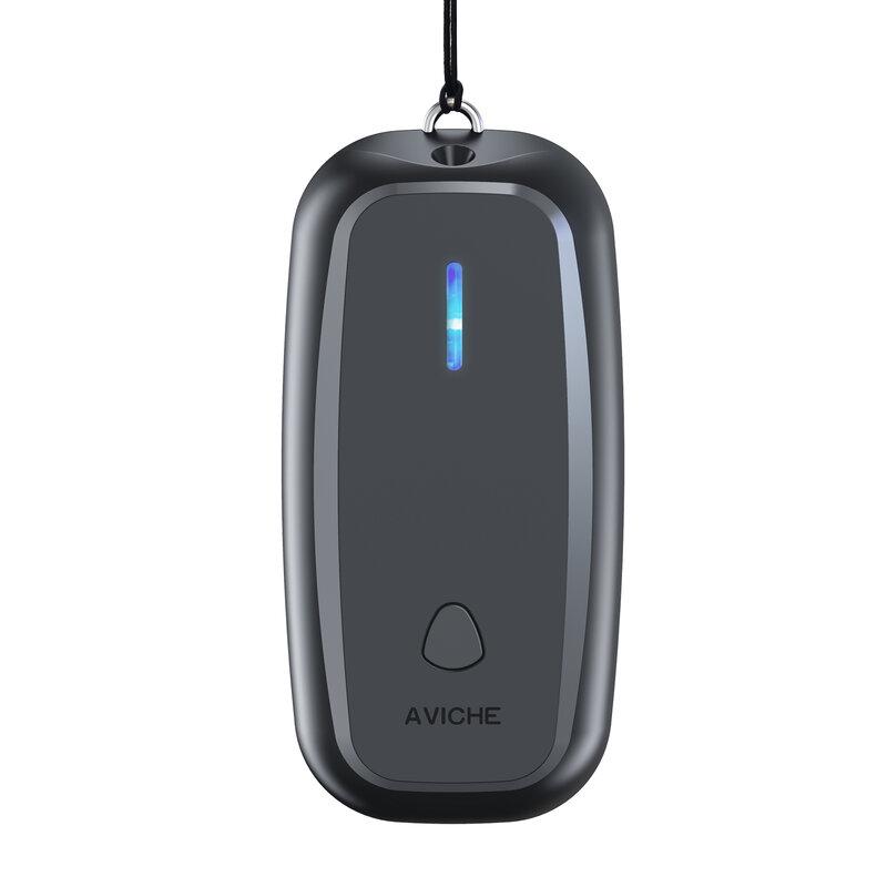 AVICHE M5 AVICHE vendita all'ingrosso purificatore d'aria collana indossabile Mini deodorante portatile ionizzatore generatore di ioni negativi