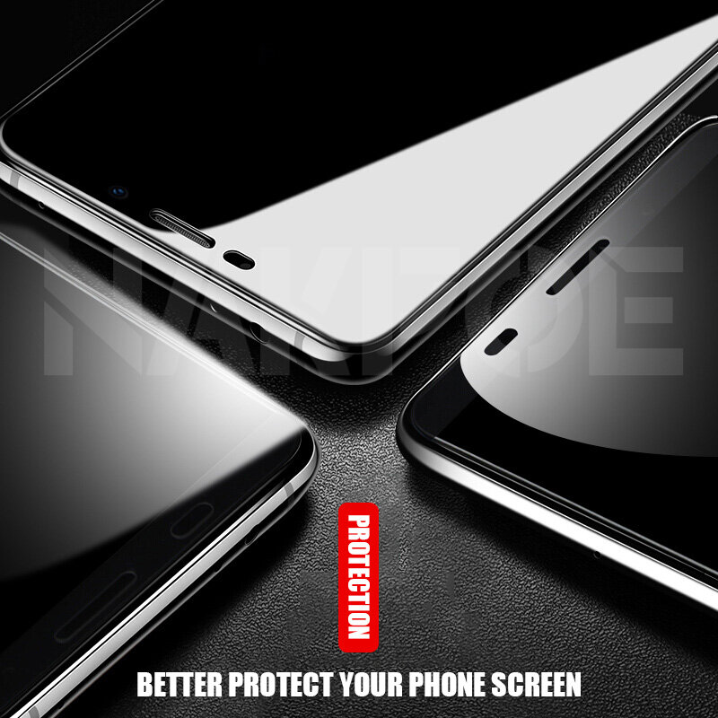 9D Protective Glass For Samsung Galaxy S7 A3 A5 A7 J3 J5 J7 2016 2017 J2 J4 J7 Core J5 Prime Tempered Screen Protector Glass