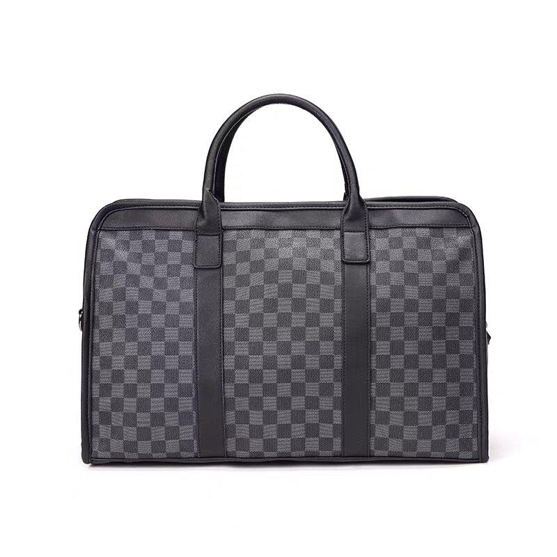 남성용 및 여성용 여행 가방, 대용량 단거리 비즈니스 여행 가방, 수하물 패션 핸드백, 숄더백