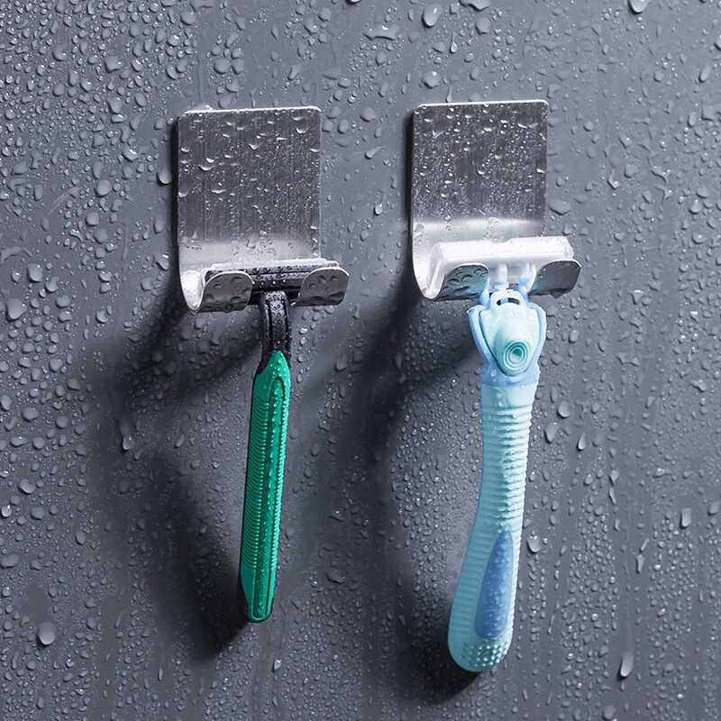 남자 욕실 앞치마 남성 수염 앞치마 면도기 홀더 헤어 면도기 수염 포수 방수 꽃 헝겊 가정용 청소 수호자
