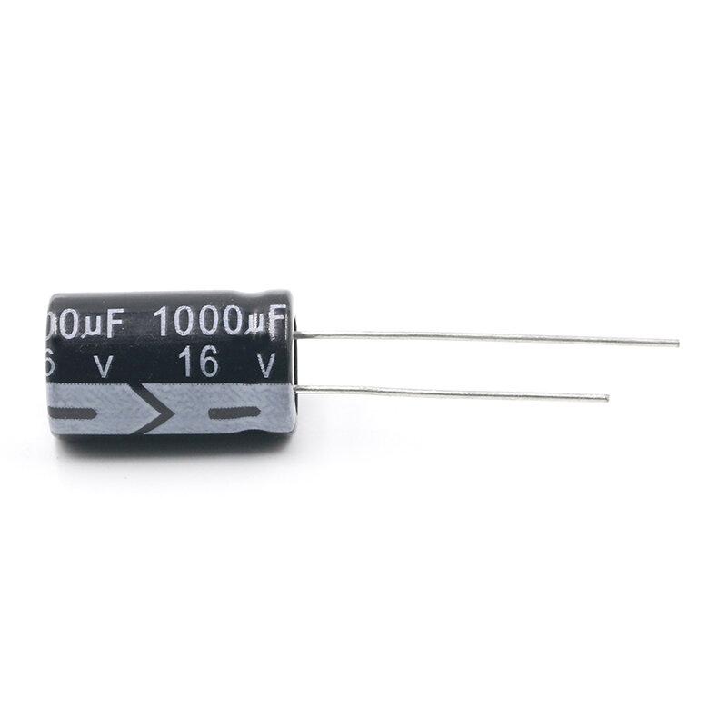 알루미늄 전해 콘덴서 16V 470 미크로포맷 20PCS