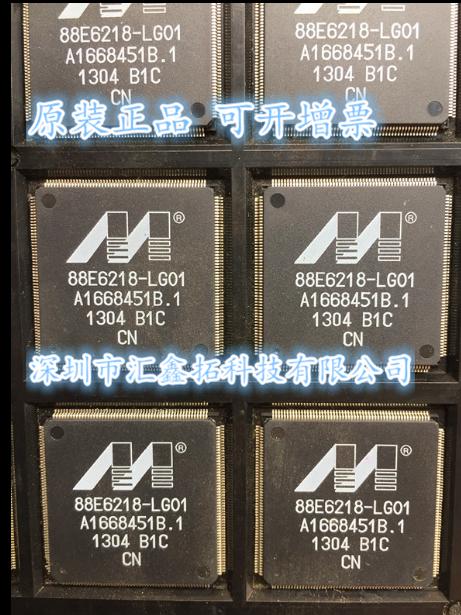 88E6218-LG01 88E6218-LG0 QFP-216 88E6218