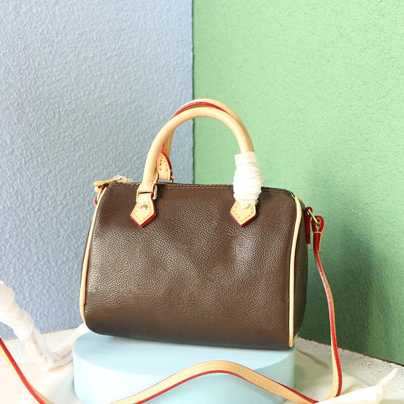 Ladies Handbag High Quality Mini Women Shoulder Bag 16CM Luxury Brand Classic Crossbody Pillow Bag Spot Quick Delivery