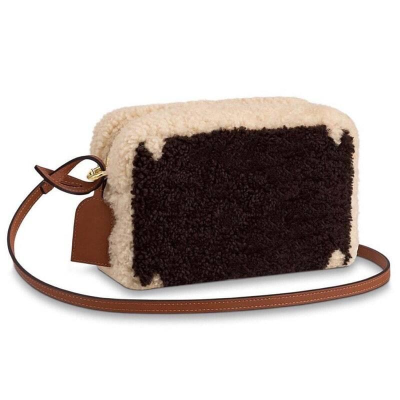 Plumn Teddy Beach Pouch Cross Body Bag Women's Handbags Limited Fall and Winter Bag