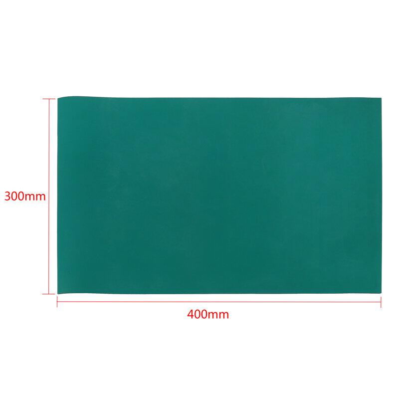 Tappetino antistatico 400*300*2mm coperta antistatica tappetino ESD per lavori di riparazione filo di terra polso ESD