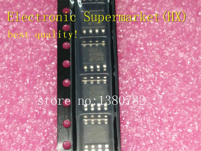 100% جديد الأصلي 10 قطعة/السلع P2103HVG P2103 SOP-8 IC في الأسهم!