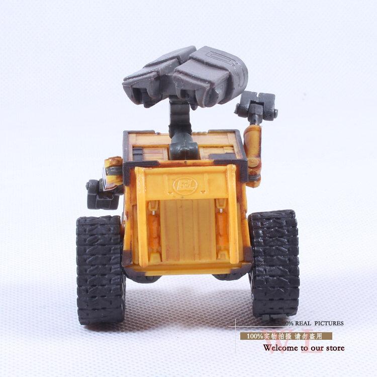 شحن مجاني جدار E روبوت جدار E بك عمل الشكل جمع لعبة مجسمة دمية 6 سنتيمتر الطراز القديم DSFG014