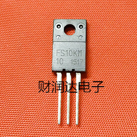 الأصلي جديد 5 قطعة/FS10KM-10 FS10KM10 TO-220F