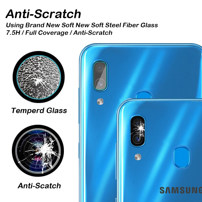 Full Cover Tempered Glass For Samsung Galaxy A12 Screen Protector For Samsung A12 Camera Glass For Samsung A12 Glass 6.5 inch