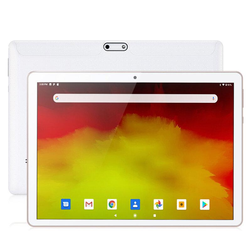10.1นิ้ว Google Android 9.0 Original 2GB + 32GB โทรศัพท์มือถือซิมการ์ดแท็บเล็ต Android แท็บเล็ต GPS wiFi FM Android แท็บเล็ต MID
