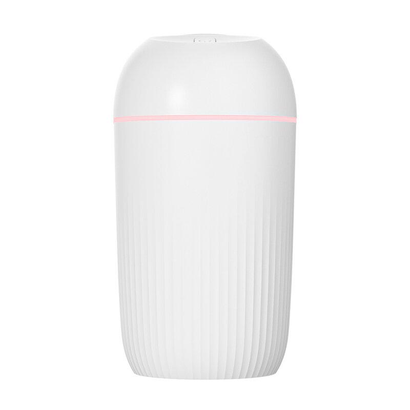 400ML USB Silent Air Luftbefeuchter Sanfte Nacht Licht Aroma Diffusor Kontinuierliche/Intermittierende Spray Kann Arbeit Für 8-12 stunden