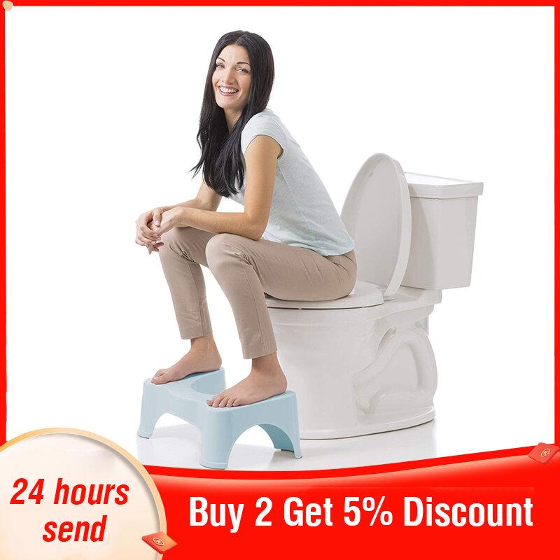 화장실 단계 의자 Squatty 화장실 화장실 의자 발 의자 욕실 의자 발판 화장실 스쿼트 의자 욕실 가구
