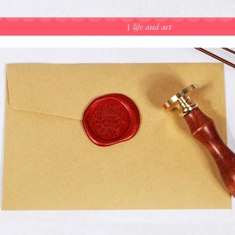 50 Teile/los Einfache Vintage Kraft papier umschlag hochzeit Studenten diy handgemachte geschenk umschlag 160*110mm schule und büro lieferant
