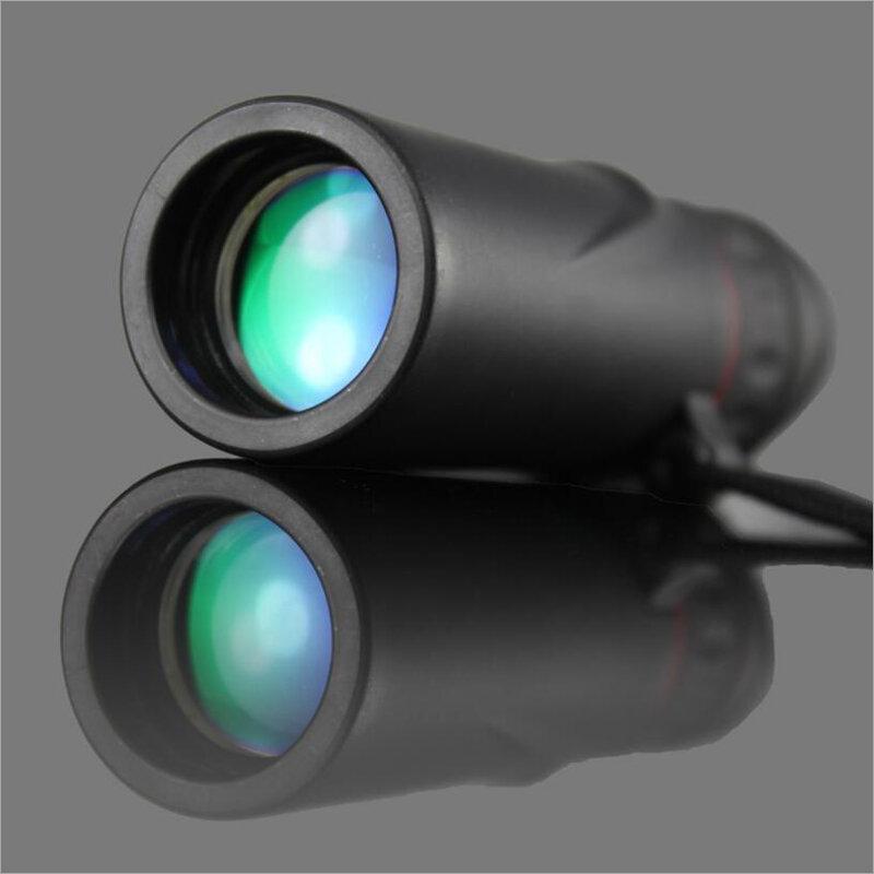 عرض ساخن منظار أحادي العين عالي الدقة 10x25 مناظير بتكبير بؤري للأفلام الخضراء مجهر بصري للصيد عالي الجودة لأغراض السياحة