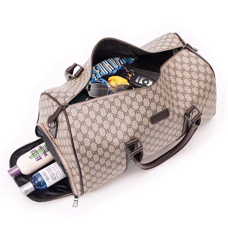 새로운 대용량 핸드백 메신저 가방 캐주얼 남성 가방 비즈니스 여행 가방 여행 가방 어깨에 매는 가방