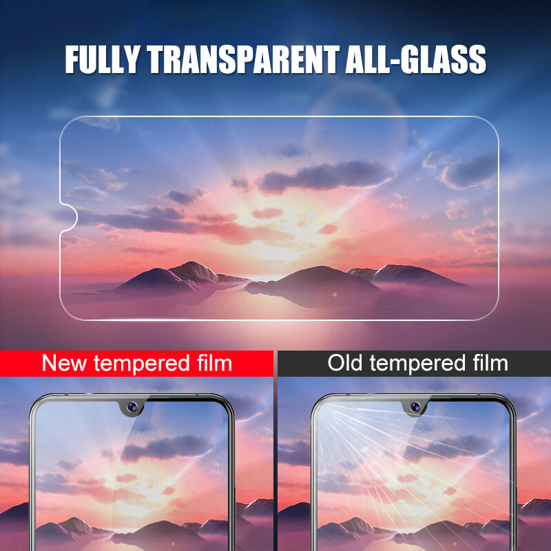 9H Gehärtetem Glas Für Oneplus 7 7T 6 T 5T 6 5 3T 3 1 + 7 1 + 6 bildschirm Schutz One Plus 7 Oneplus7 6 T 7T Schutz Glas Film Fall