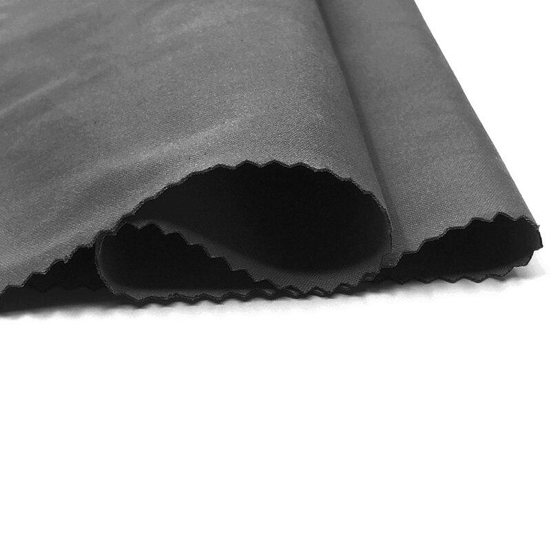 20 Chiếc/Gói Kính Vải Microfiber Bụi Vải Lau Kính Ống Kính Quần Áo Đen Kính Mắt Vải Phụ Kiện Mắt