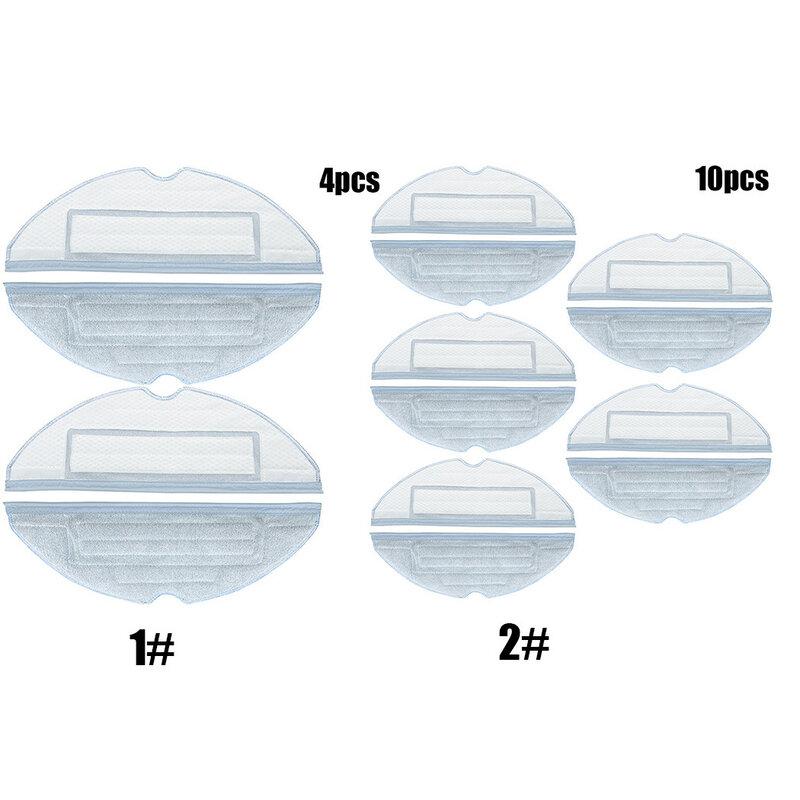 천 및 재사용 가능한 걸레 샤오미 Roborock T7 T7plus S7 진공 청소 패드 로봇 진공 부품 재고