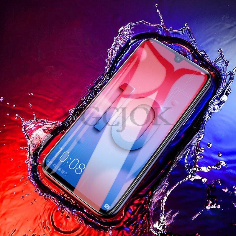 15D szkło hartowane do telefonu Huawei honor 10i 9i 20i 20S X10 szkło ochronne Honor 10 Lite 8A 8X 8S 8C 9A 9X 9C 9S folia zabezpieczająca