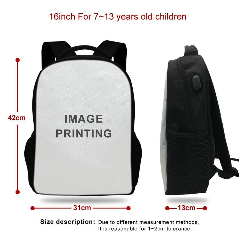 Sạc USB Trường Túi Dành Cho Thiếu Niên Bé Trai & Bé Gái Rogers Nelson Ba Lô Nam Laptop Bagpack-Du Lịch