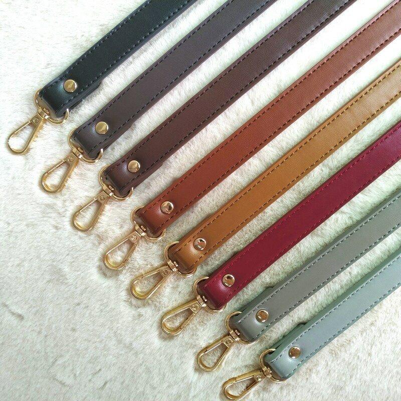 60Cm Pu Leather Bag Handle Short Shoulder Bag Straps Replacement Belt Handbag Strap Fashion Handles Bag Accessories