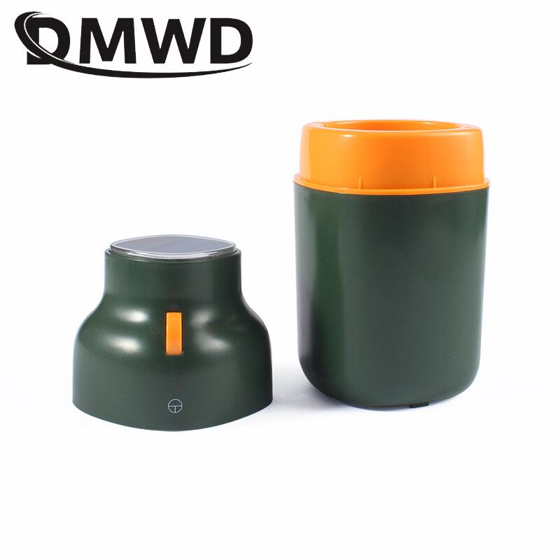 DMWD macinacaffè elettrico macinacaffè erbe spezie noci caffè macinacaffè frantoio per polvere lama per sbavatura in acciaio inossidabile spina ue