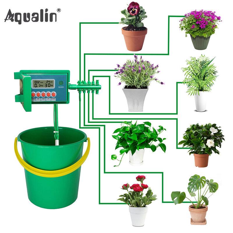 نظام ري ذكي بالتنقيط, أدوات لري المزروعات آليًا في حديقة المنزل ، بونساي داخلي ، استخدم الكود #22018
