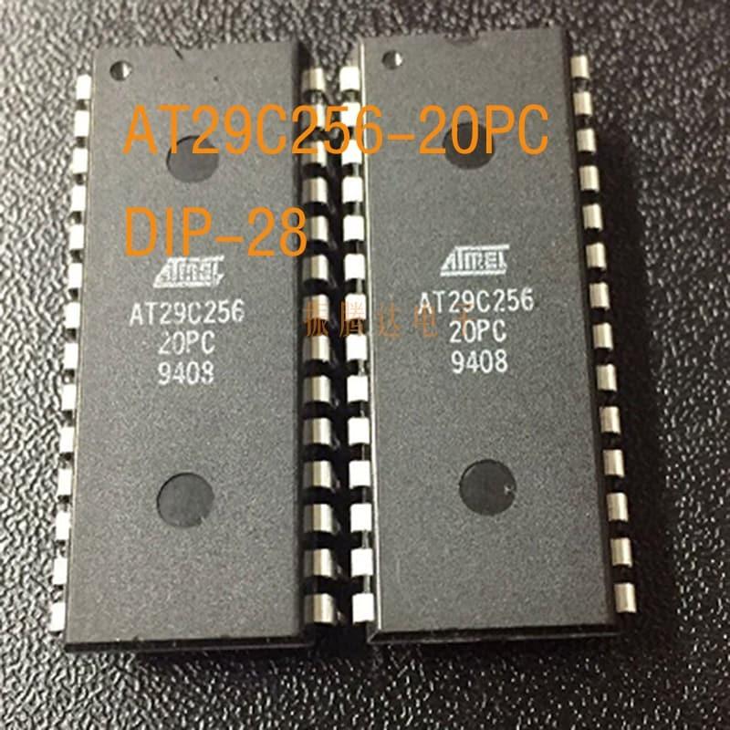 AT29C256-20PC AT29 AT29C AT29C256 AT29C256-20 AT29C256-20PC DIP-28