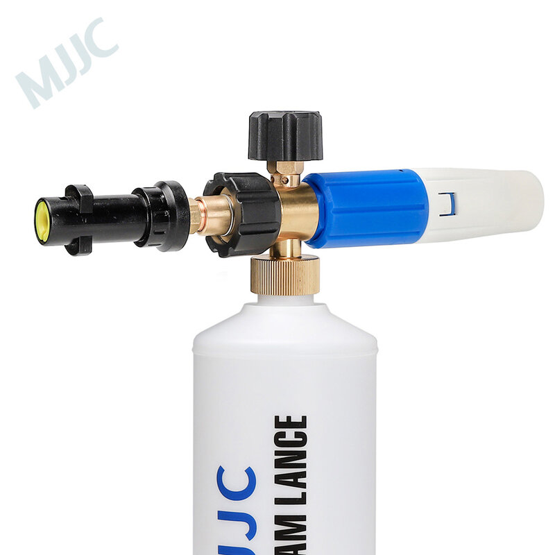 MJJC-مسدس رغوة لكارشر K2 - K7, أنبوب ضخ زبد ثلجي لجميع غسالات الضغط كارشرسلسلة K عالي الجودة