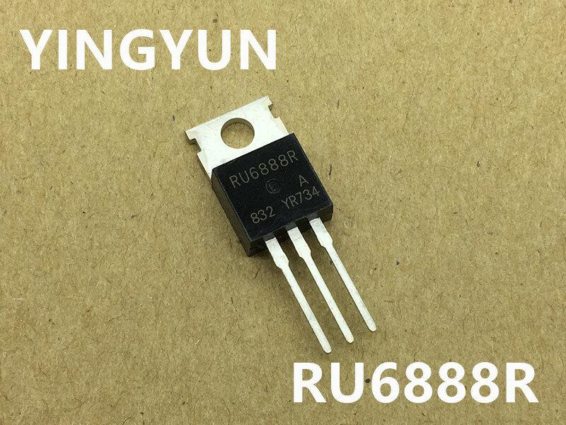 20 قطعة/الوحدة RU6888R RU6888 68V 88A إلى-220 جديد