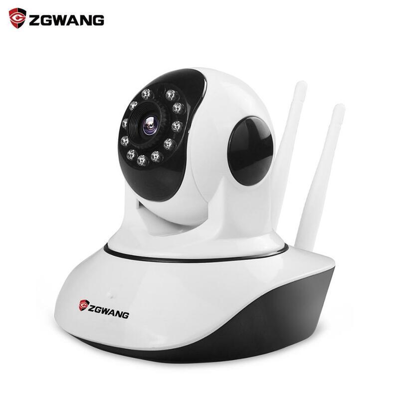 ZGWANG HD 720P Wifi IP Telecamera di Rete Senza Fili di Sicurezza Esterna del CCTV di Sorveglianza di IR Cut 2 way audio Baby monitor Della Macchina Fotografica