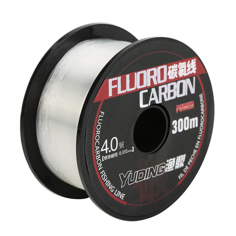 สายตกปลา Fluorocarbon Hilo De Pesca Misina Tresse Peche Vislijn Florocarbon Multifilamento Braid Sedal Ligne Angelschnur