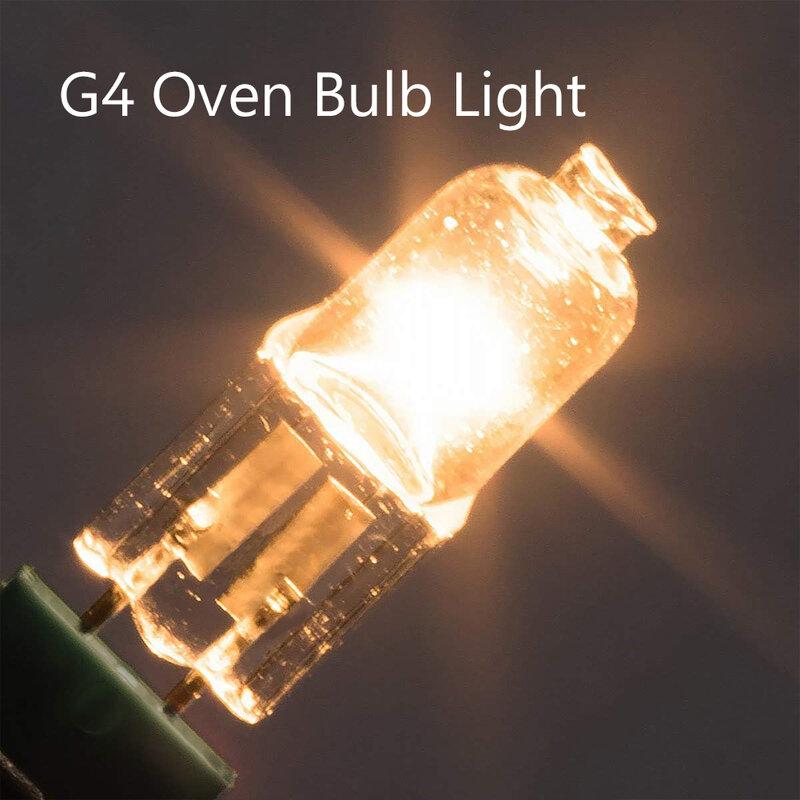 10 قطعة/الوحدة الدافئة الأبيض 2900K الهالوجين مصباح الخرز G4 12V 5W 10W 20W 35W 50W G4 الهالوجين لمبات ضوء غلوب الكثير JC ثنائية دبوس LED مصباح
