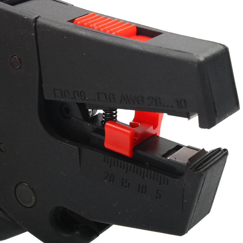 FS-D3 ضبط النفس العزل سلك متجرد سلك تجريد المدى 0.08-2.5mm2 متعددة أداة أداة سلك القاطع قطع LB-1