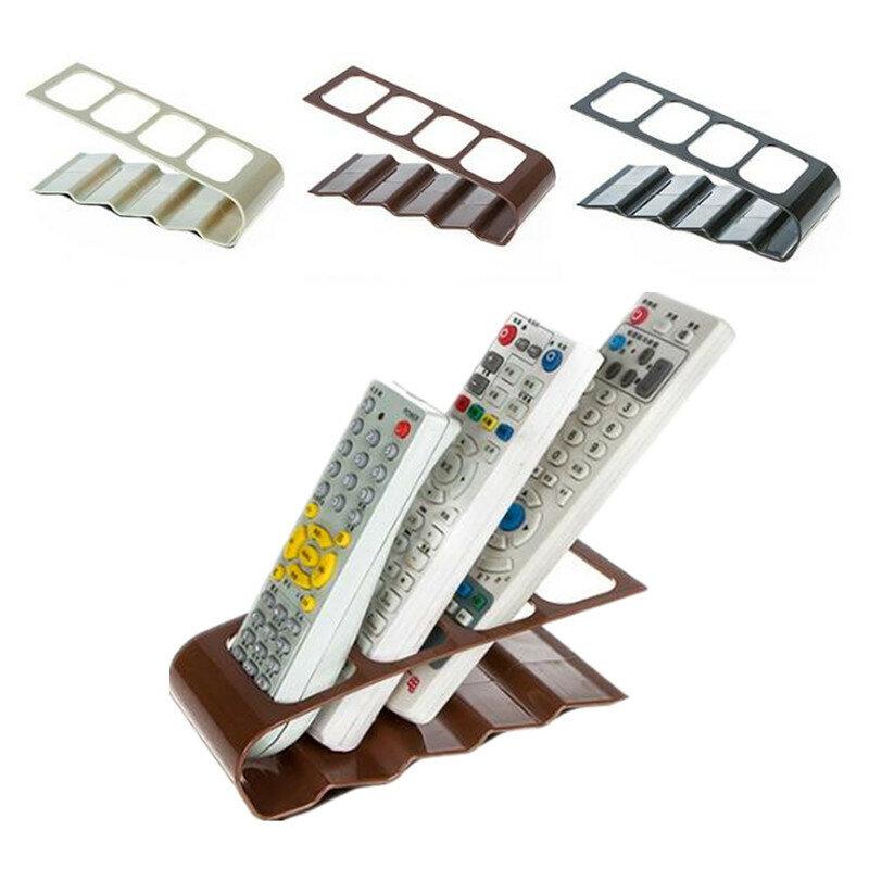 حامل جهاز تحكم عن بعد, أداة منزلية عملية للتجاعيد مكونة من 4 أقسام و 3 ألوان
