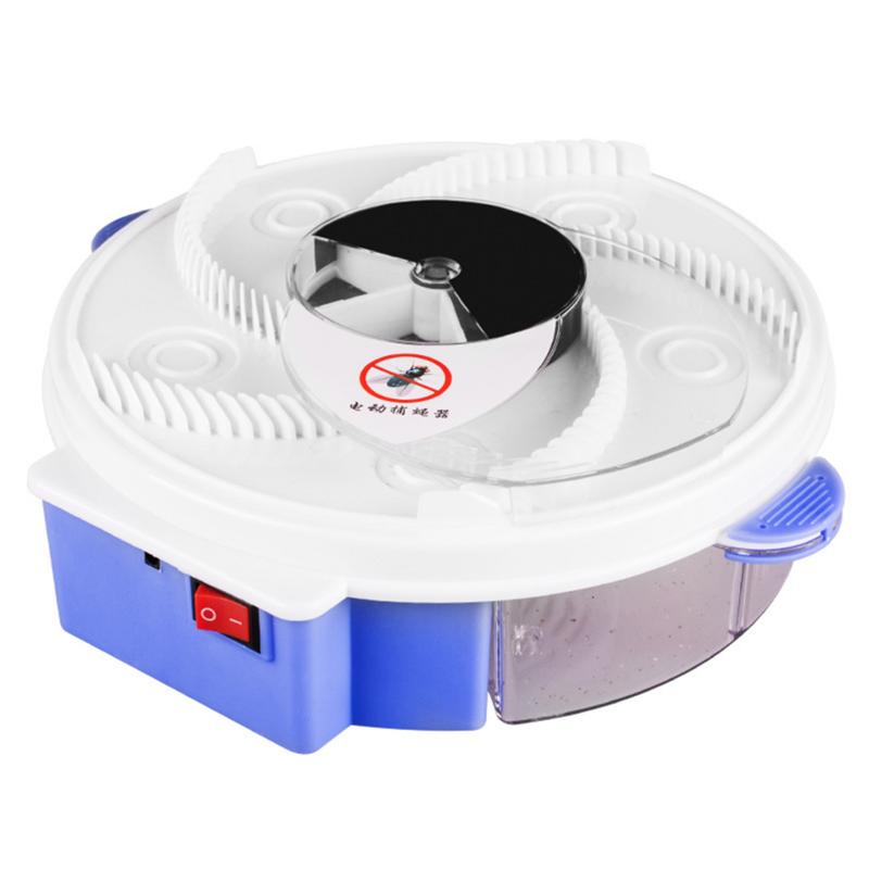 Verbesserte Version USB Fliegenfalle Automatische Pest Catcher Fly Mörder Elektrische Fliegenfalle Gerät Insekt Pest Ablehnen Control Catcher