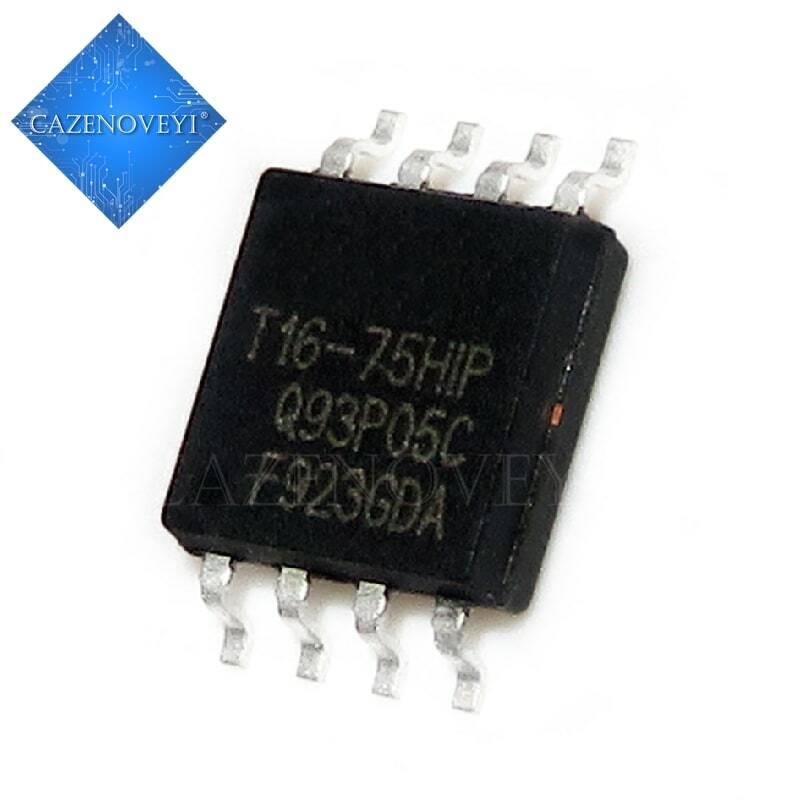 5 قطعة/الوحدة EN25T16-75HIP EN25T16 T16-75HIP SOP-8