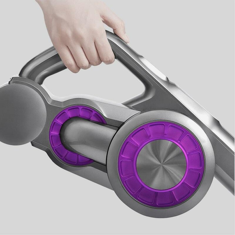NEUE JIMMY JV85 Pro Cordless Handheld Flexible Staubsauger 200AW Leistungsstarke Saug 70 Minuten Laufen Zeit Led-anzeige Staub Reiniger