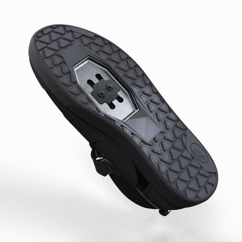 Chaussures de cyclisme tout Terrain avec système SPD