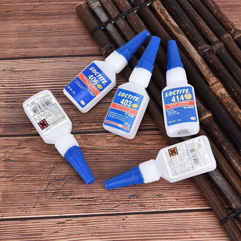 20ml Instant Klebstoff Gule 401 403 406 414 415 416 Quick Dry Stärker Super Kleber Multi-Zweck Reparatur werkzeuge Universal