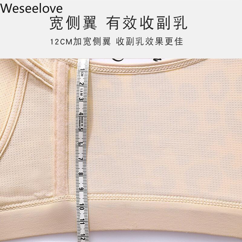 Weseelove 2021 Phụ Nữ Gợi Cảm Khi Mặc Nữ Da Báo Áo Lót Không Có Xương Plus Kích Thước Áo Lót Thể Thao Áo Lót Ngực Cho Nữ Áo Ngực kiểu Dáng Thể Thao Bh X64