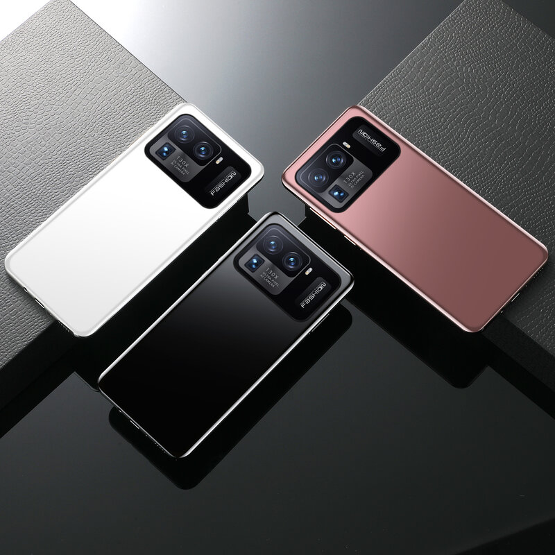 Smartphone Xiao M11 Ultra 7,3 Zoll Qualcomm Snapdragon888 Android11 16GB + 1T Deca Core 4G LTE 5G Kamera 48MP + 64MP Globale Version