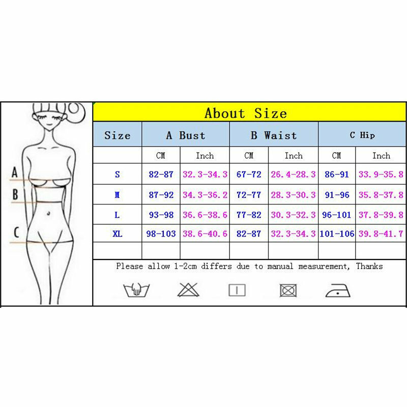2020 Sexy Women High Waist Bikini Swimsuit Swimwear Female Bandeau Thong Brazilian Biquini Bikini Set Bathing Suit Bather