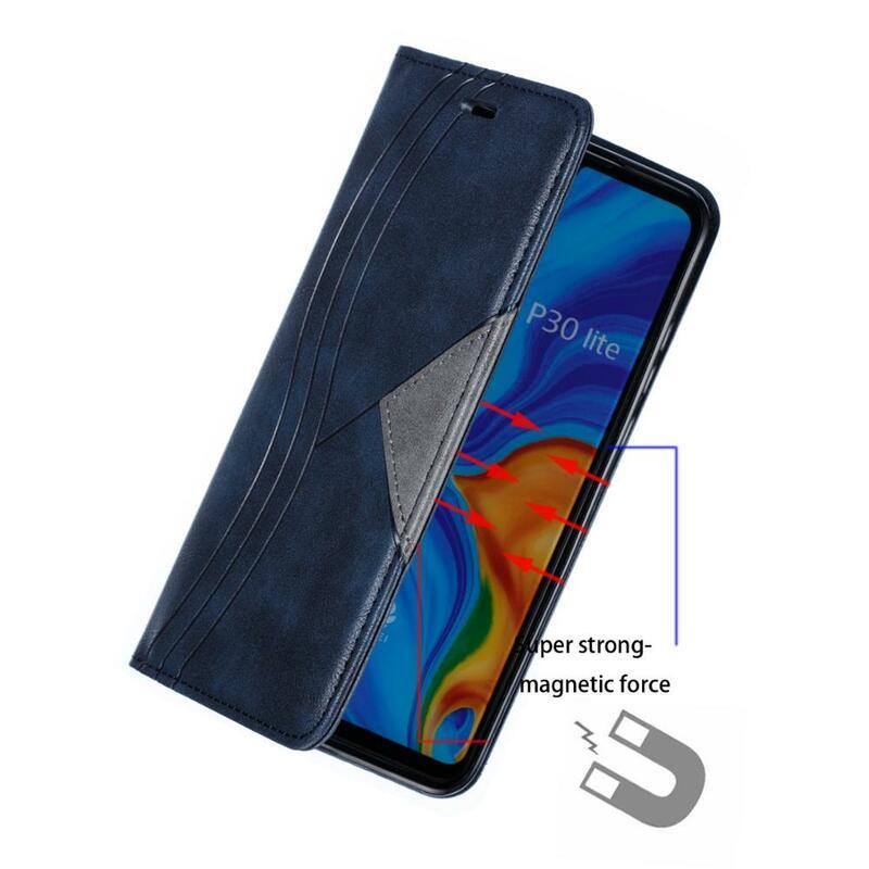 Funda De Cuero Con Tapa Para Huawei P30 Pro Cartera Magnética Etui Mate 30 20 Mate30 P30 P20 Lite Pro Y6 Y7 Prime P Funda Smart Plus 2019 Bestdealplus