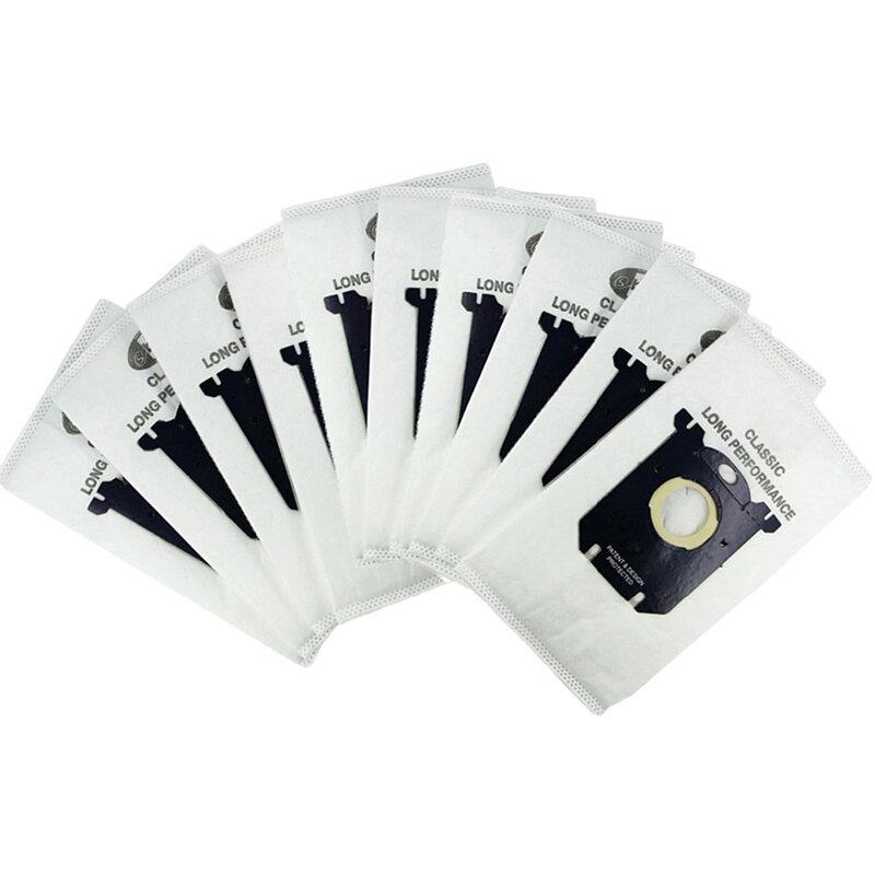 10 pièces sacs aspirateur sac à poussière pour Philips Electrolux aspirateur filtre S-BAG