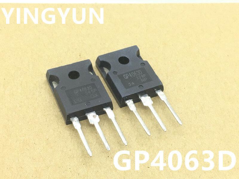 5 قطعة/الوحدة IRGP4063DPBF IRGP4063D IRGP4063 GP4063D 600V 96A 330W