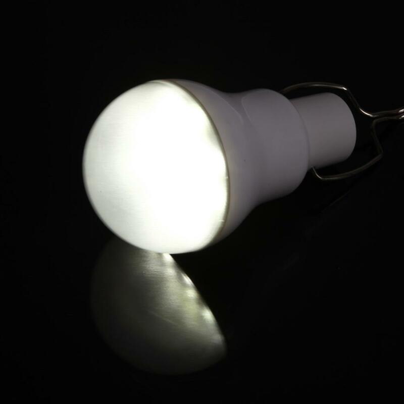 مصباح شمسي محمول 0.8 واط/5 فولت ، 130 لومن ، لمبة إضاءة خارجية ، مصباح سقف ، مثالي للتخييم أو الصيد.