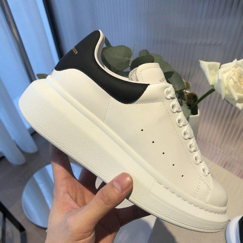 2021 femmes chaussures hommes baskets rue athlétique sport chaussures plat décontracté hauteur augmenter blanc chaussures femme