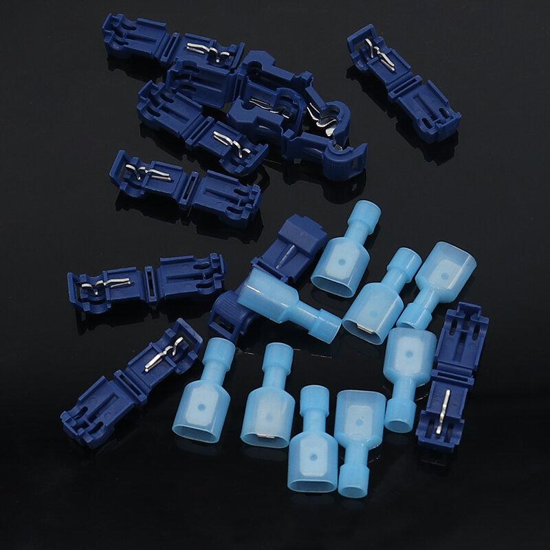 열 수축 튜브 키트 절연 슬리브 및 방수 솔더 링 터미널 절연 버트 스플 라이스 와이어 커넥터 모듬 키트