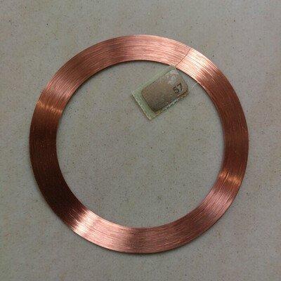 RFID رقاقة لفائف بطاقة استنساخ T5577/T5557/T5567, 125 كيلو هرتز قابلة لإعادة الكتابة